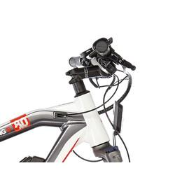 HAIBIKE SDURO Trekking S 8.0 Herren Weiß/Titan/Rot